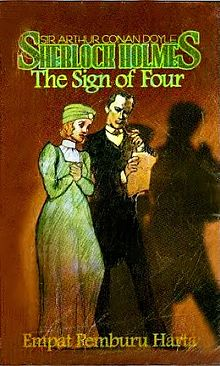Sherlock Holmes The Sign Of Four : Empat pemburu harta